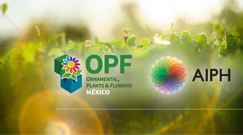 International Association of Horticultural Producers integra a OPF como miembro
