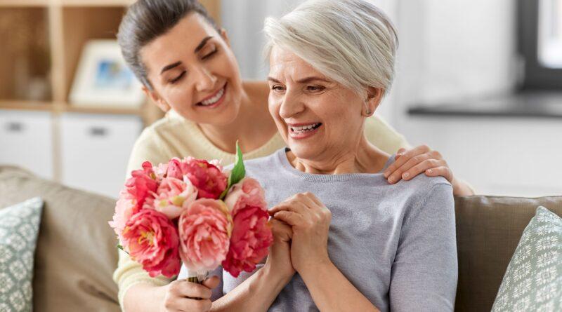 Inesperada venta de flores este 10 de Mayo